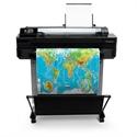 Hp CQ890A#B19 - Designjet T520 24-In Eprinter 24 - Tipología De Impresión: Inkjet; Formato Máximo Aceptado
