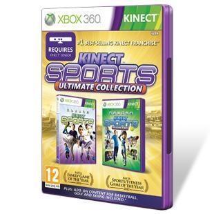 Microsoft 4gs 00021 Xbox Kinect Sports Ultimat Edit Imagen Y Sonido