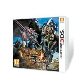 Nintendo 2228681 3ds Zelda Monster Hunter 4 Ultimate Imagen Y Sonido
