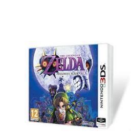 Nintendo 2228881 3ds Zelda Majora S Mask Imagen Y Sonido Consolas De