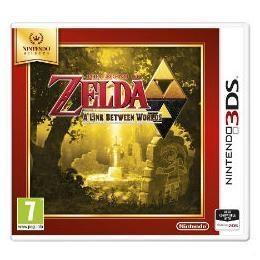 Nintendo 2231181 3ds Selects Zelda Link Between Worl Imagen Y Sonido