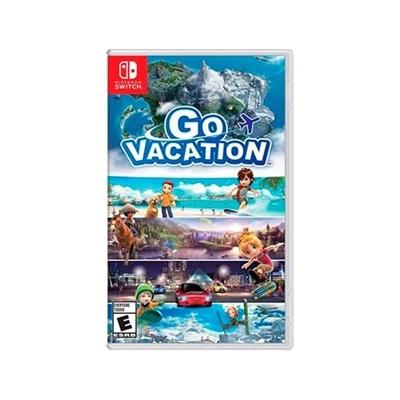 Nintendo 2523981 Juego Nintendo Switch Go Vacation Imagen Y Sonido