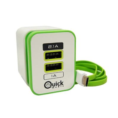 888dad3404b Quick-Media QMSWCG Quick Media QMSWCG Interior Verde, Color Varios Varios en  tienda.manchanet.es
