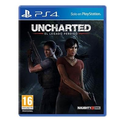 Sony 711719857761 Videojuego Para Ps4 Uncharted El Legado Imagen Y