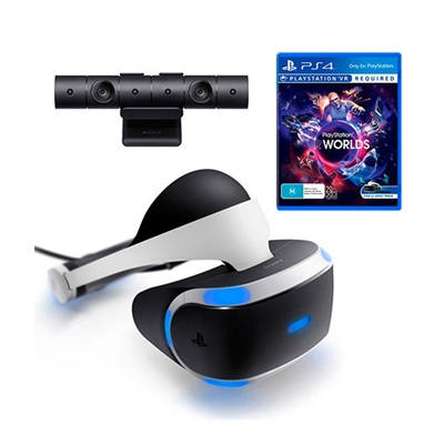Sony 9882466 Gafas De Realidad Virtual Sony Para Ps4 Imagen Y Sonido